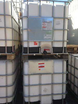 IBC 1000lts Storage Container