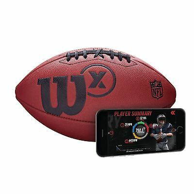 Wilson X-Connected NFL Football