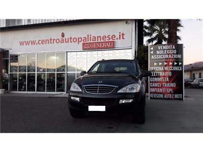 SsangYong Kyron New 2.0 XVT 4WD Style AUTOMATICO