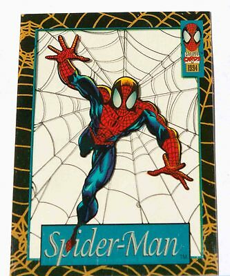 Amazing Spider-Man #10 of 12 Suspended Animation Limited Subset Marvel FLEER