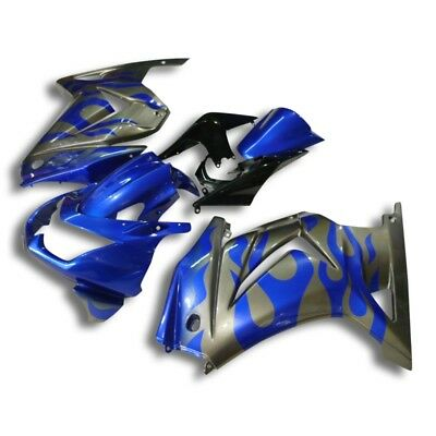 Injection Body Kit Bodywork Fairing for Kawasaki Ninja 250R EX250 08-10 11 12 AJ