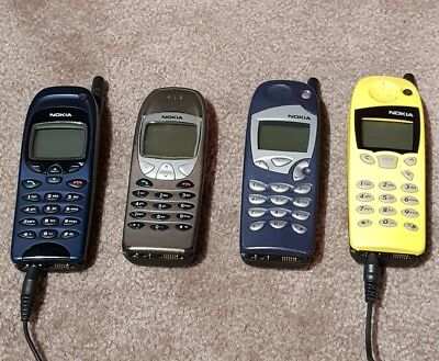 Nokia Old Antique Mobile Phone Edition 3315 3310 5110 6150 6210 5110i