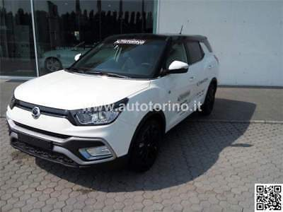 Ssangyong xlv xlv diesel 1.6 limited visual