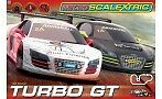 Turbo GT MIcro Scalextric Set