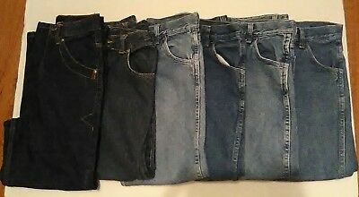 Boys Jeans Lot of 6 (Size 10)