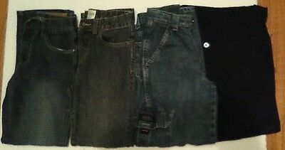 Boys Jeans lot of 4 (Size 10 Slim)