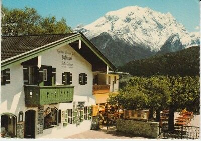 Germany (W) - Zipfhausl Inn, Berchtesgaden (Post Card) 1960's