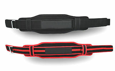 Power Lifting Body Building Gym Fitness Exercise Back Support Training Belt