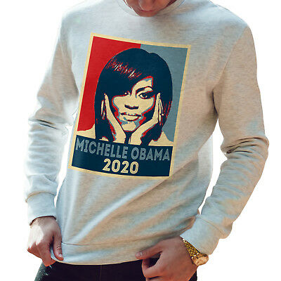 Michelle Obama 2020 Sweatshirt America Election President Trump USA Jumper 809