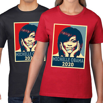 Michelle Obama 2020 T-Shirt America Election President Trump USA T Shirt Tee 809