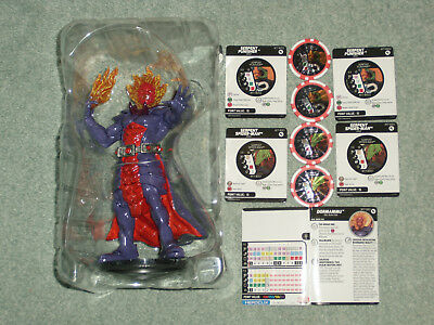 HeroClix OP-Kit M17-G001 Dormammu LE Colossal + 4x double-sided Serpent token