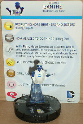 HeroClix DC War of Light #047 Ganthet