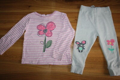 NEXT girls sweet pea top leggings bundle 18-24 months *I'll combine postage*