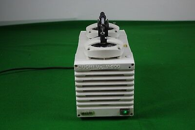 Buchi Vac V-500 Vacuum Pump (runs but some minor damage spares/repair)