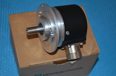 Pepperl+Fuchs 10-12351_R-288  Part No:046644 INCREMENTAL ROTARY ENCODER