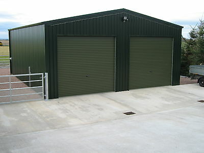 Grampian Steel Buildings, Steel building