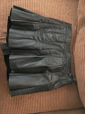 Leather Kilt by North Bound Leather