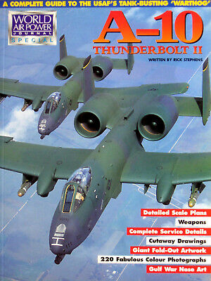 A-10 THUNDERBOLT World Air Power Journal Special (USAirForce/USAF/Warzenschwein)
