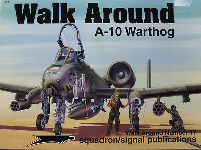 A-10 WARTHOG WALK AROUND (USAirForce/USAF/Thunderbolt/Warthog/Fairchild)