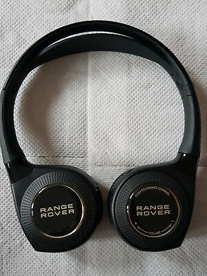 Range rover wireless headphones