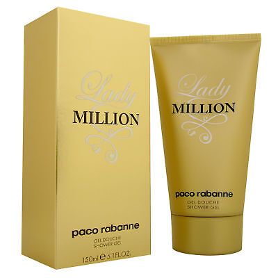Paco Rabanne Lady Million Boxed Shower Gel Women Shower Gel 150ml