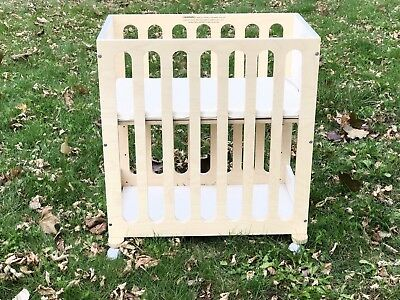 Oeuf Fawn Bassinet (New without Tags)
