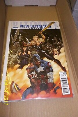 Marvel Comics Ultimate New Ultimates #2 1st Print VF/NM-