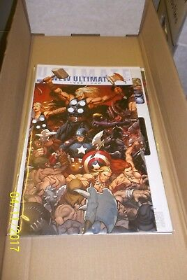 Marvel Comics Ultimate New Ultimates #1 1st Print VF/NM-
