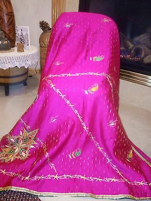 An Unique Cotton Silk saree hand picked by a designer to match your perfections