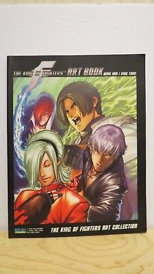 King Of Fighters 2008 Japanese Anime Art Book Yan Tung