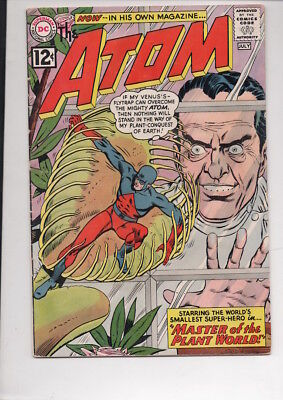 The ATOM #1 comic book/from 1962/DC/40% OFF OVERSTREET!