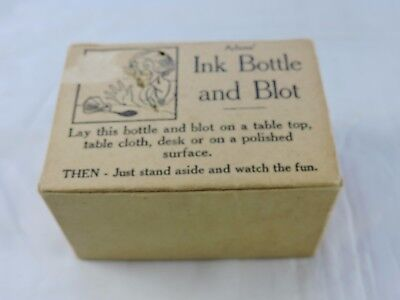 Ink And Blot Gag Set