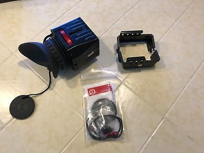 Zacuto C100 Z-Finder Pro Optical Viewfinder for Canon C100 LCD 40 mm