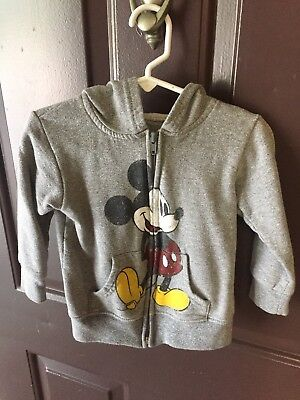 Toddler Mickey Mouse Sweatshirt 2t