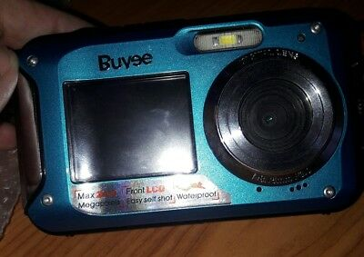 Double screens Waterproof Camera ( Unterwasser) Neu