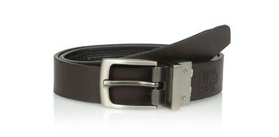 Dockers Big Boys' Dress Reversible Belt, Brown/Black, Large 30-32! NWT!