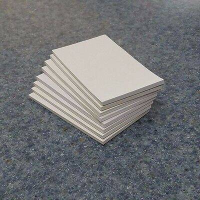 """8 Pads of 40 sheets 3 x 5"""" White Scratch / Note Pads"""
