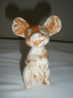 American Clay Products SITKA CLAY Mouse Figurine Signed Excellent Condition USA