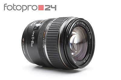 canon zoom lens ef s 17 85 mm f 4 5 6 is usm macro. Black Bedroom Furniture Sets. Home Design Ideas