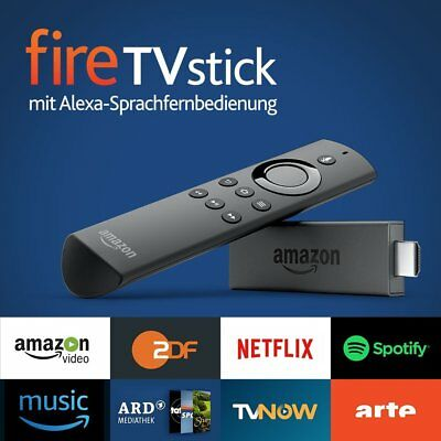 Amazon Fire TV Stick 2 + Skygo + Serien + IPTV + XXX +  Sport 18.1 + Filme + uvm
