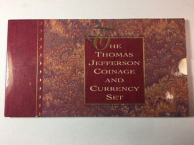 The Thomas Jefferson Coinage and Currency Set