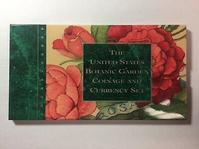 The United States Botanic Garden Coinage and Currency Set