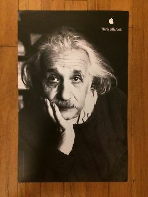 Apple Think Different Complete Educator Set of 10 11x17 Posters with