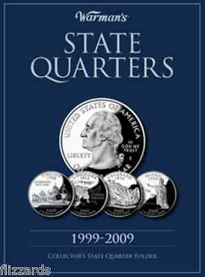 Warman's State Quarter Collector's Folder, 1999-2009