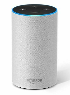 all new amazon echo 2nd generation sandstone fabric. Black Bedroom Furniture Sets. Home Design Ideas