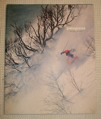 patagonia vintage rare collector catalog fall1996 own a piece of history