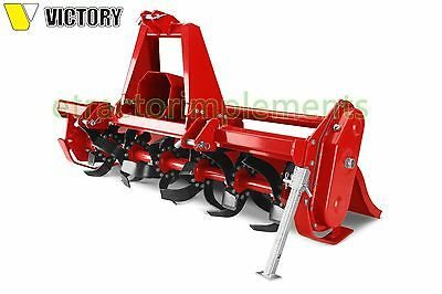 """ROTARY TILLER HRT-56"""" from Victory for small to mid-sized Tractors"""