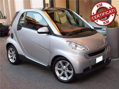 Smart forTwo 1000 52 kW coupé passion Aut Full