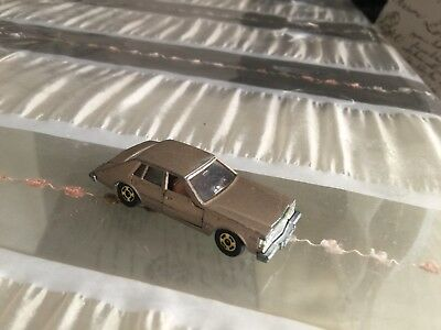 TOMICA No F45 CADILLAC SEVILLE SCALE 1:69 MADE IN JAPAN
