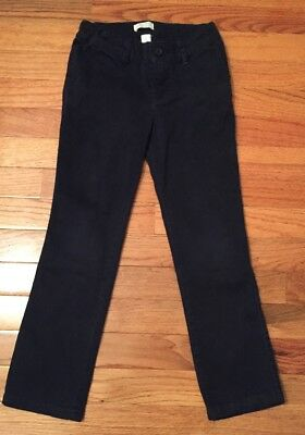 Girls The Childrens Place  Navy School Uniform Pants 6